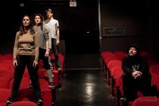 Μύτη': παράσταση για ενήλικες από τους Patari Project, στο Θέατρο Πόρτα