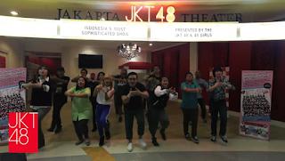 JKT48 Staff KFC