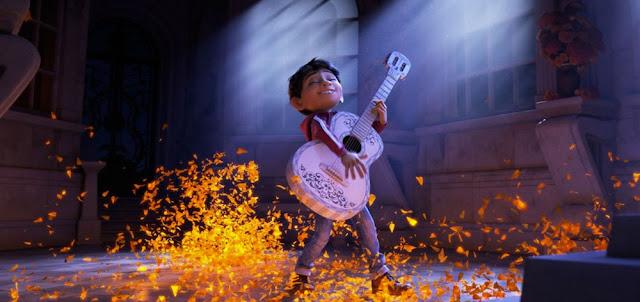 Um filme da Pixar Animation Studios
