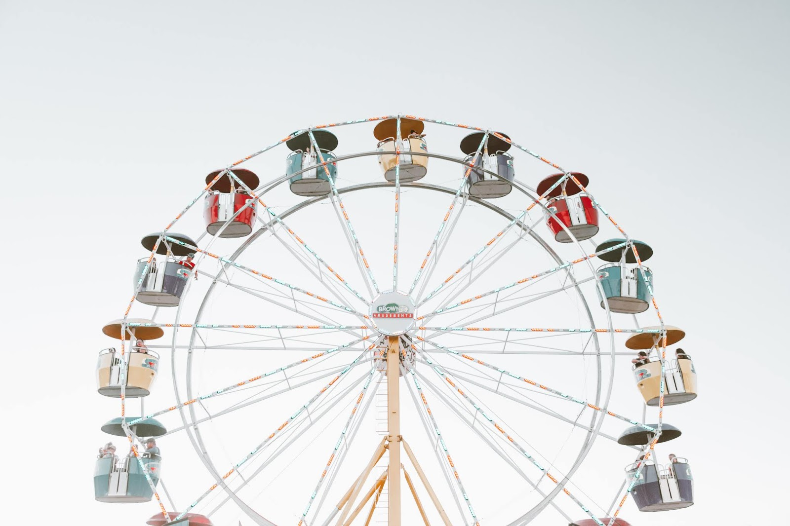 Shelly Stuckman, Yavapai County Fair, fall style 2018, Ferris wheel, ArizonaGirl.com