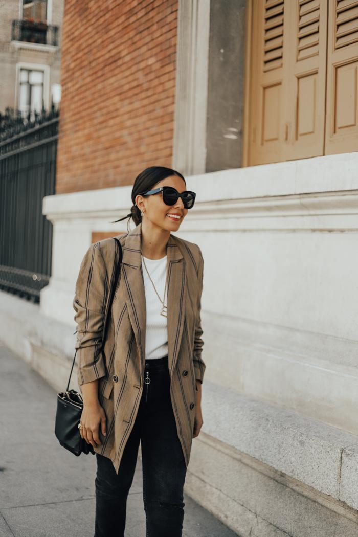 ALL THAT SHE WANTS - blog de moda: Look de entretiempo y sorteo de joyas