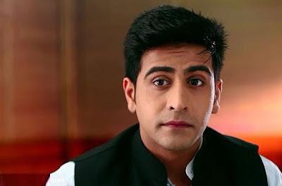 Biodata Dishank Arora sebagai Prateek Suraj Pratap Sindhia