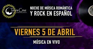 Celebración del día de la Mujer con Rock en español y música romántica