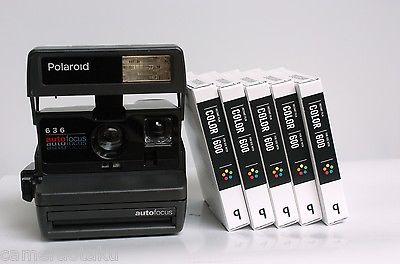 f800b8979e718 Resumo da brincadeira  Pesquise bastante e tenha paciência que poderá  comprar sua Polaroid 636 por no máximo 50 reais. Tenha em mente que é um  tiro no ...