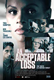Political Thriller An Acceptable Loss Debuts January 2019