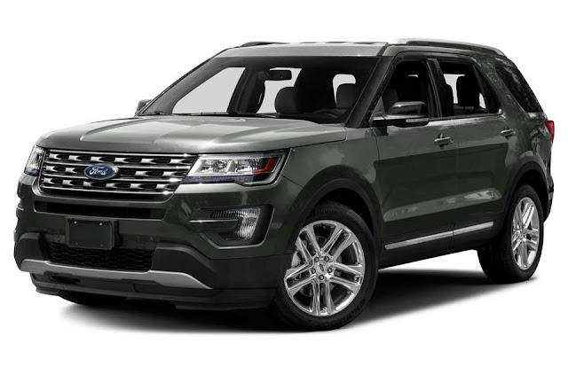 Ford Explorer за 2 млн угнали в Сергиевом Посаде