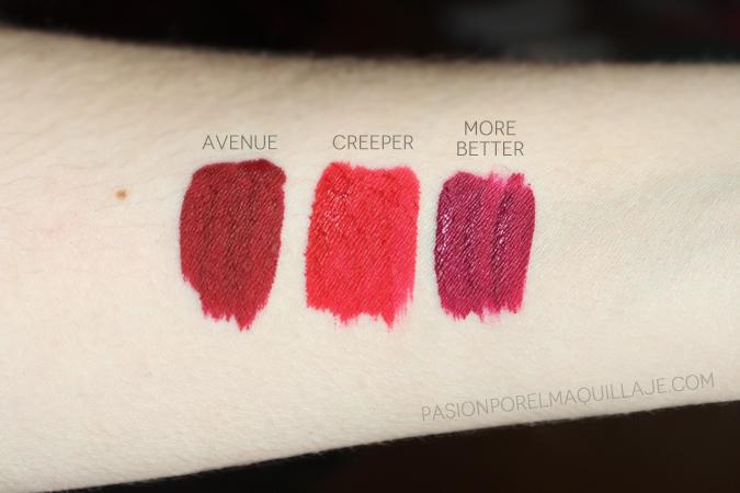 Colourpop ultra matte lip Avenue