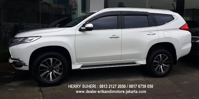 harga mobil mitsubishi new pajero sport 2018