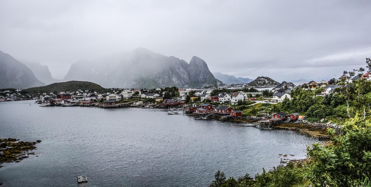 Norway Train Journey