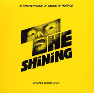 the shining vinyl LP