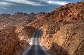 Death Valley (Spot terendah di Amerika)