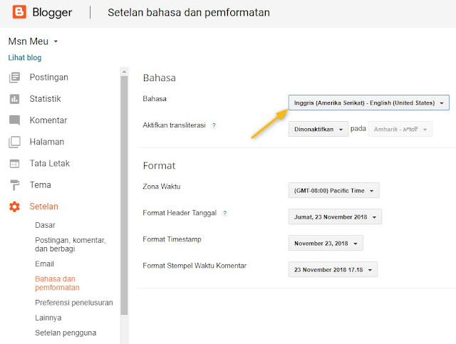 How To Display AdSense Income Menu on Blogger How to Display the Income Menu on Blogger