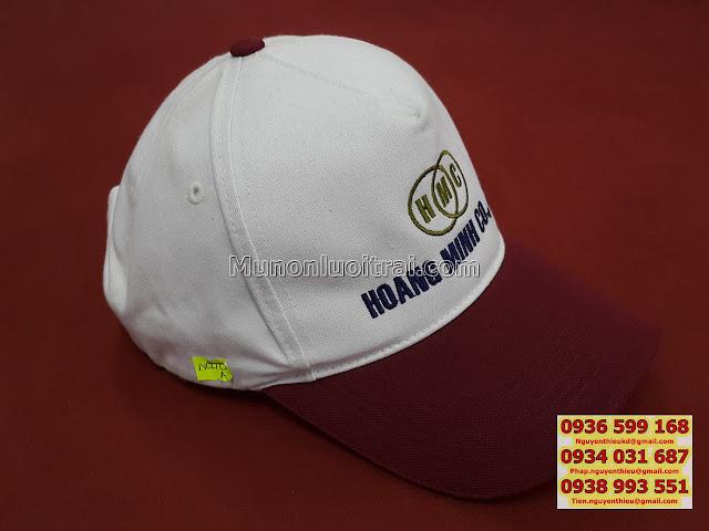 Cơ sở may nón quảng cáo giá rẻ, cơ sở sản xuất nón quảng cáo giá rẻ, mũ nón quảng cáo giá rẻ tp.HCM