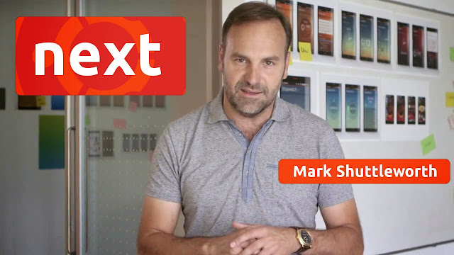Mark Shuttleworth fala sobre Unity Next