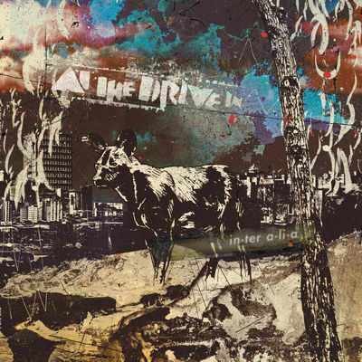 At The Drive-In - Interalia - Album Download, Itunes Cover, Official Cover, Album CD Cover Art, Tracklist