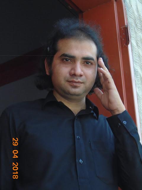 Syed Moosa Gillani: May 2018