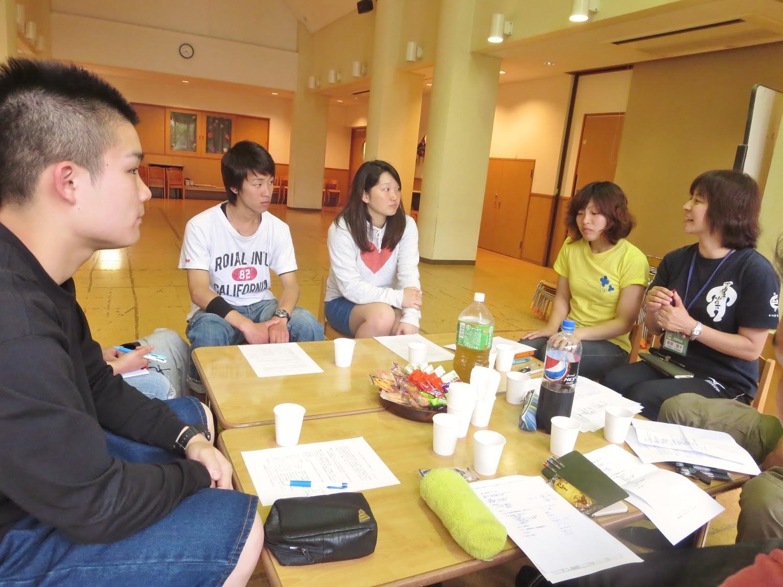 YMCAとつか保育園YMCAとつか乳児保育園 公式ブログ: 保育リーダーの活動が始まりました