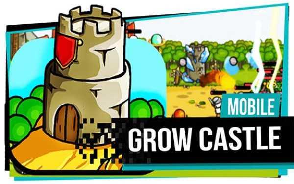 Grow Castle v1.20.8 Apk Mod [Money]