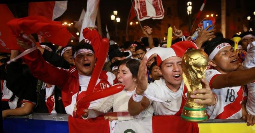 MUNDIAL RUSIA 2018: Selección peruana viaja hoy en medio de la algarabía