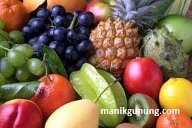buah yang mengandung serat tinggi