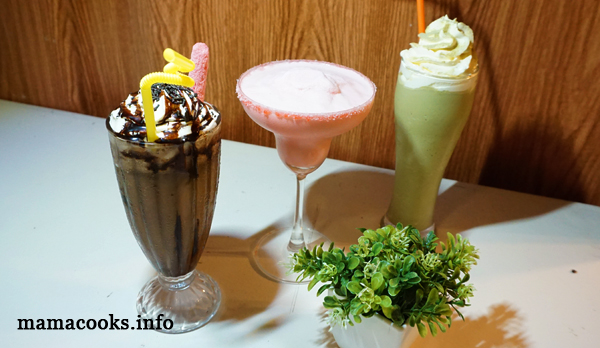 Yellow Leaf Cuisine - Bacolod restaurant - drinks