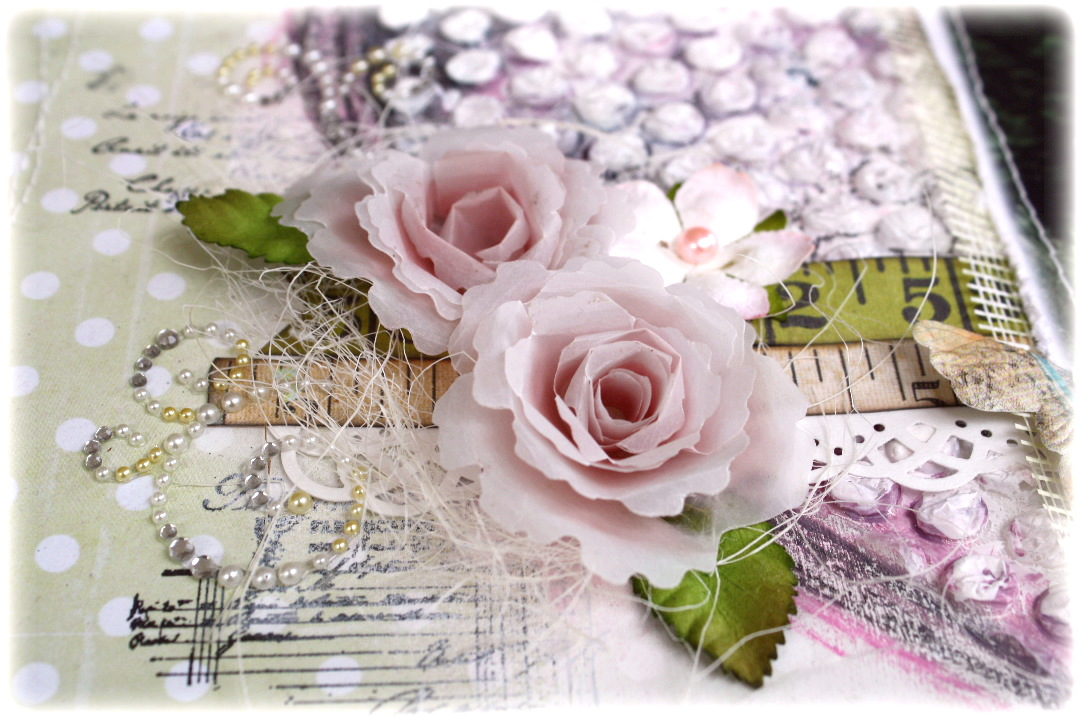 Scrap That Chat: Vellum Flower Tutorial by Featured Guest