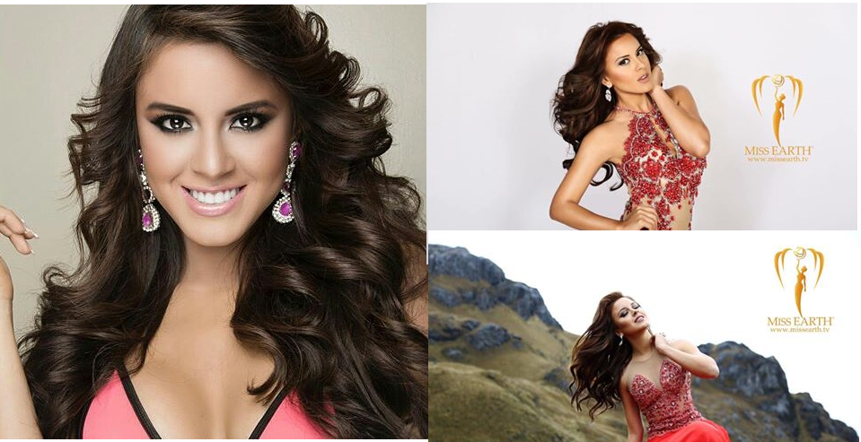 Miss Ecuador Katherine Espin is Miss Earth 2016   Photo