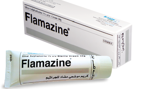 سعر ودواعى إستعمال كريم فلامازين flamazine للبكتريا