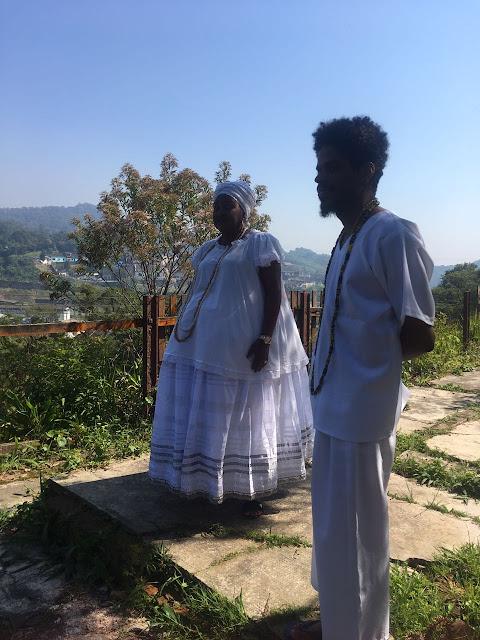 """O rapper baiano Nouve, inicia as gravações do videoclipe de """"Vou Na Fé""""."""