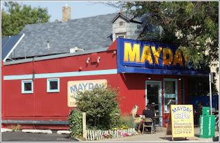 May Day Coffee Powderhon Park