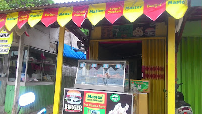 Master Fried Chicken Lampung