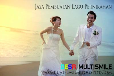 Jasa Buat Lagu Pernikahan untuk mengabadikan momen terindah Anda