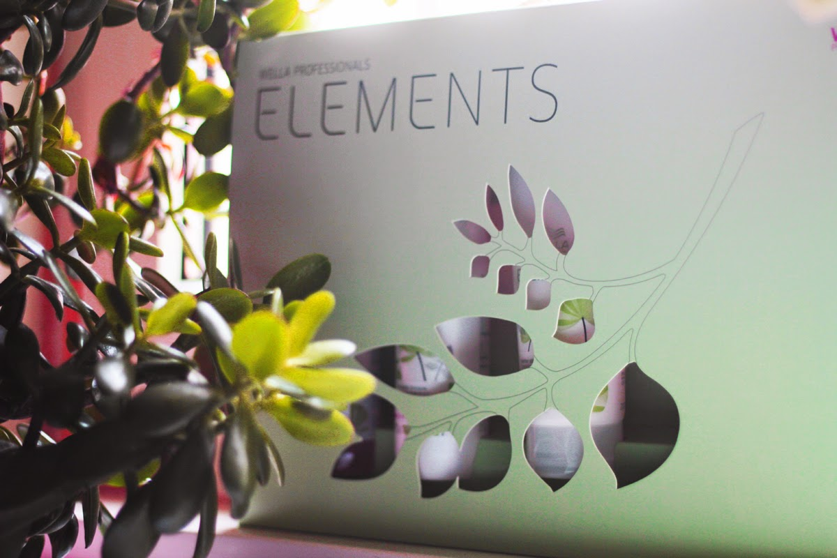 wella elements serie