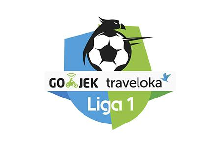 Liga 1 Indonesia Gojek Traveloka
