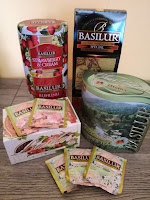 Basilur, Basilur-tea, čaj, Strawberry-and-cream, black-special, super-quality, summer-tea, cream-fantasy