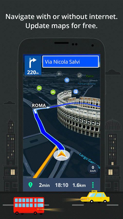 Navigon usa android apk download