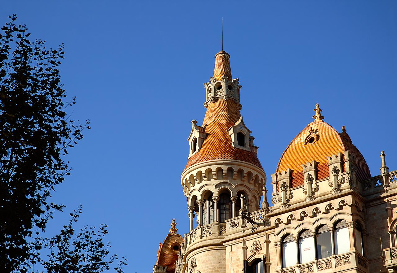 Casa Rocamora: Renaissance-Gothic-Inspired Art Nouveau