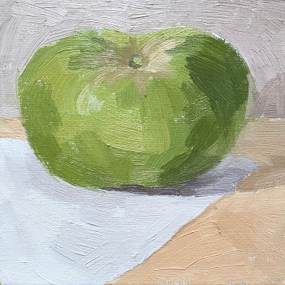 #29 'Bramley Apple' 6×6″