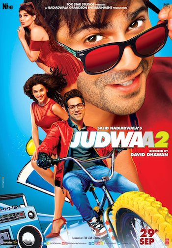 Judwaa 2 2017 Theatrical Trailer Download