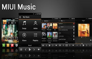 MIUI Music Player Official by Xiaomi Versi 2.9.100 Apk
