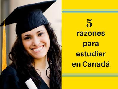Primus Immigration: 5 razones para estudiar en Canadá