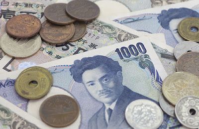 Top 3 Japanese Yen (JPY) ETFs (FXY, YCL) banknote money currency نقود مال اموال ين يابانى