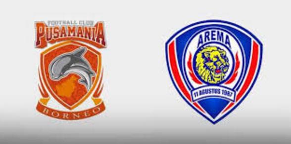 Laporan Pertandingan: Arema Cronus 1–2 Pusamania Borneo FC