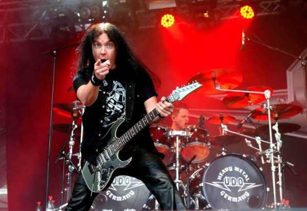 U.D.O.: Αποχώρηση του κιθαρίστα Kasperi Heikkinen