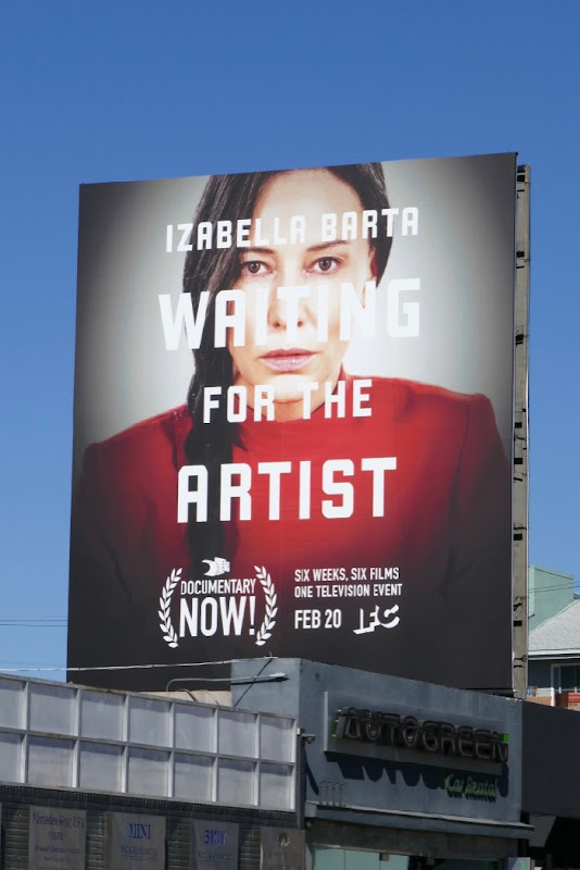 Documentary Now season 3 billboard