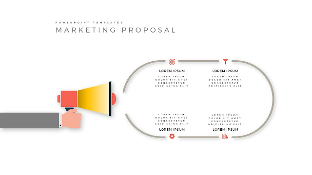 Marketing Proposal using Megaphone for PowerPoint Templates Slide 6