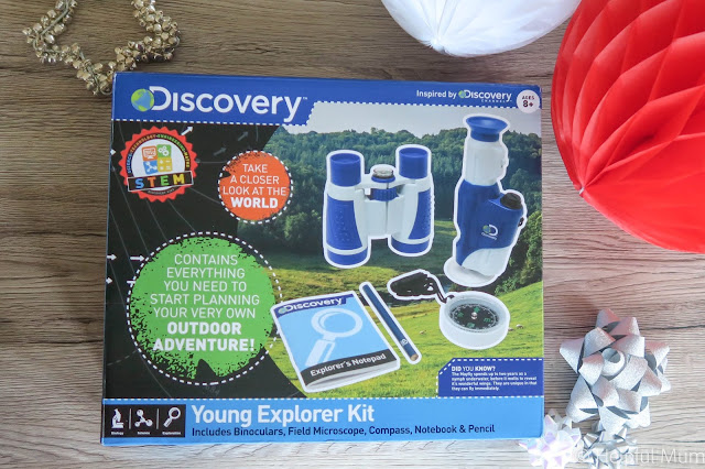 Discovery Young Explorer's Kit