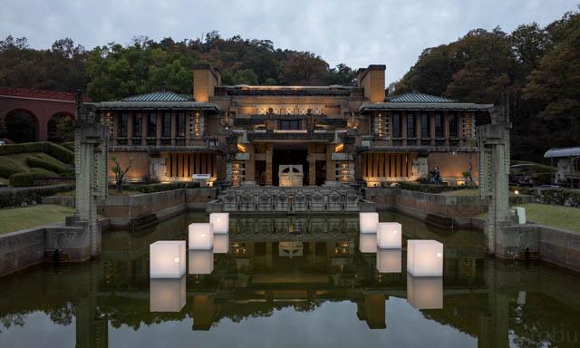 帝国ホテル フランク・ロイド・ライト