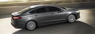 Ford Fusion Hybrid Titanium 2018 Reviews, Specs, Price