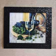 Wine Wall Frame